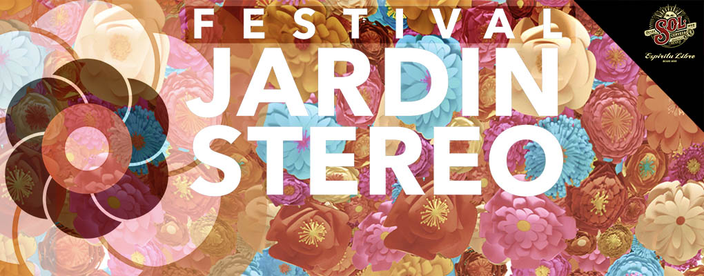 Jard n stereo llena de m sica vi a del mar rock pop for Jardin stereo 2015 line up