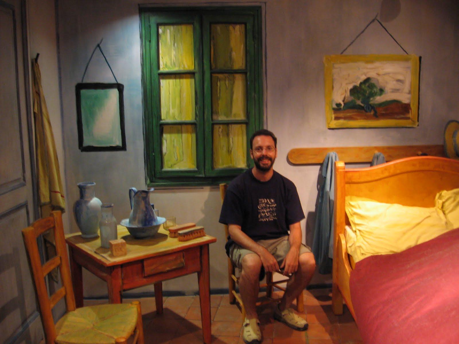 Resultado de imagen para van Gogh la habitación