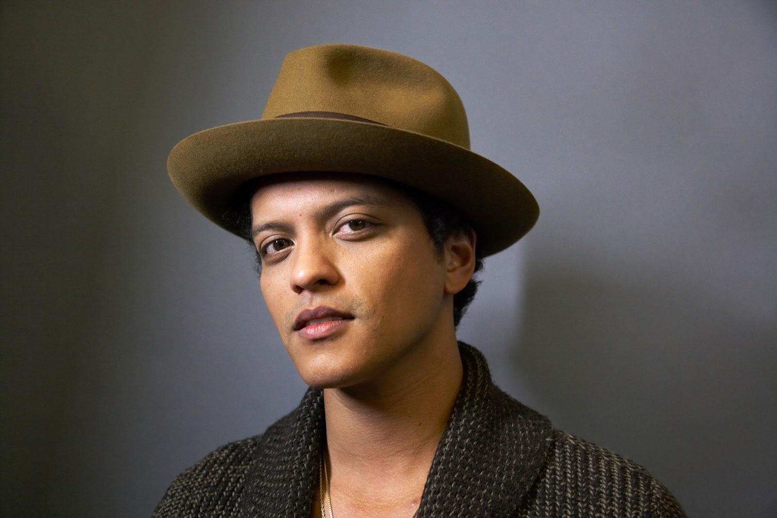 Bruno Mars agota boletos para su show en Chile en siete horas