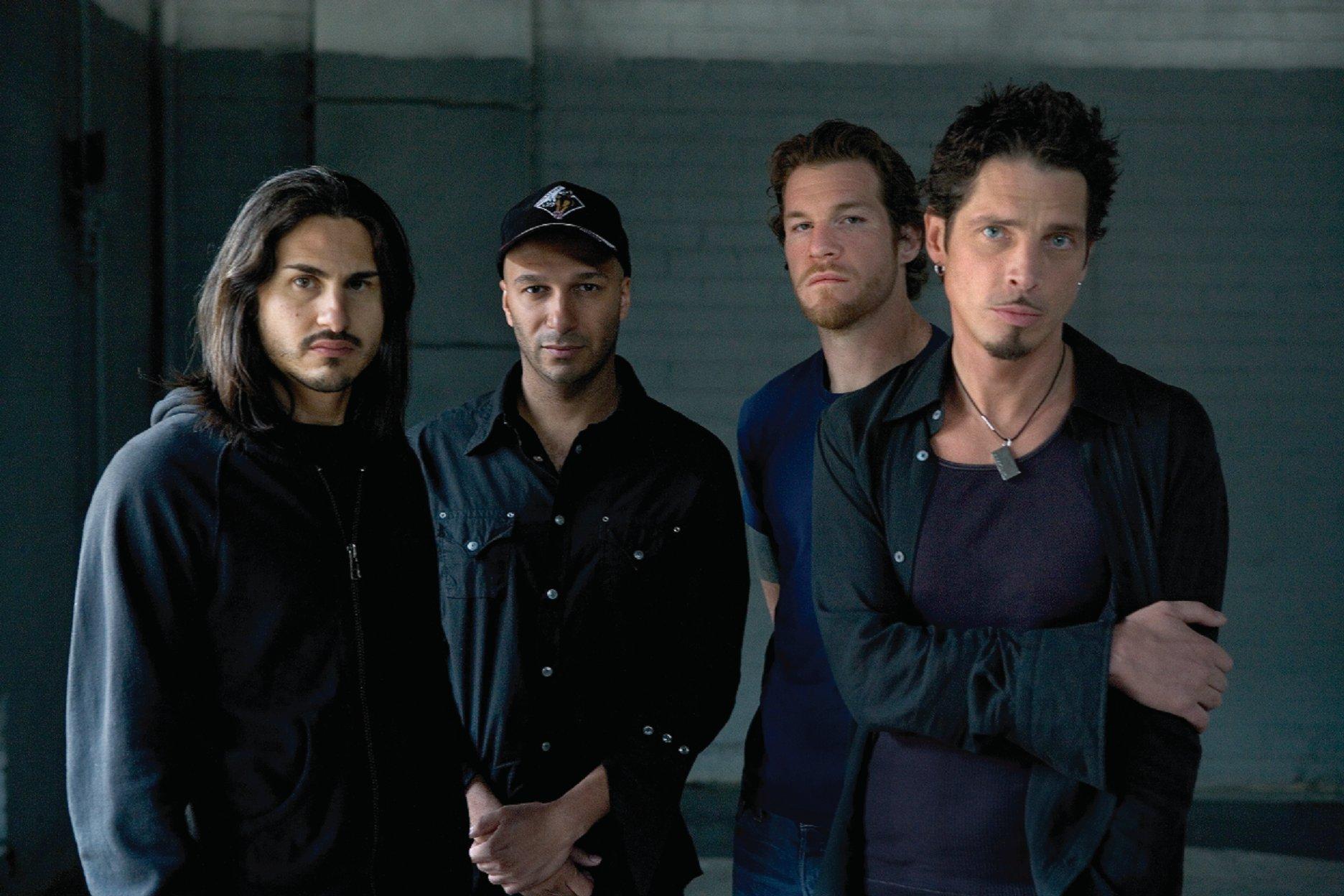 Audioslave volverá a tocar tras doce años de ausencia