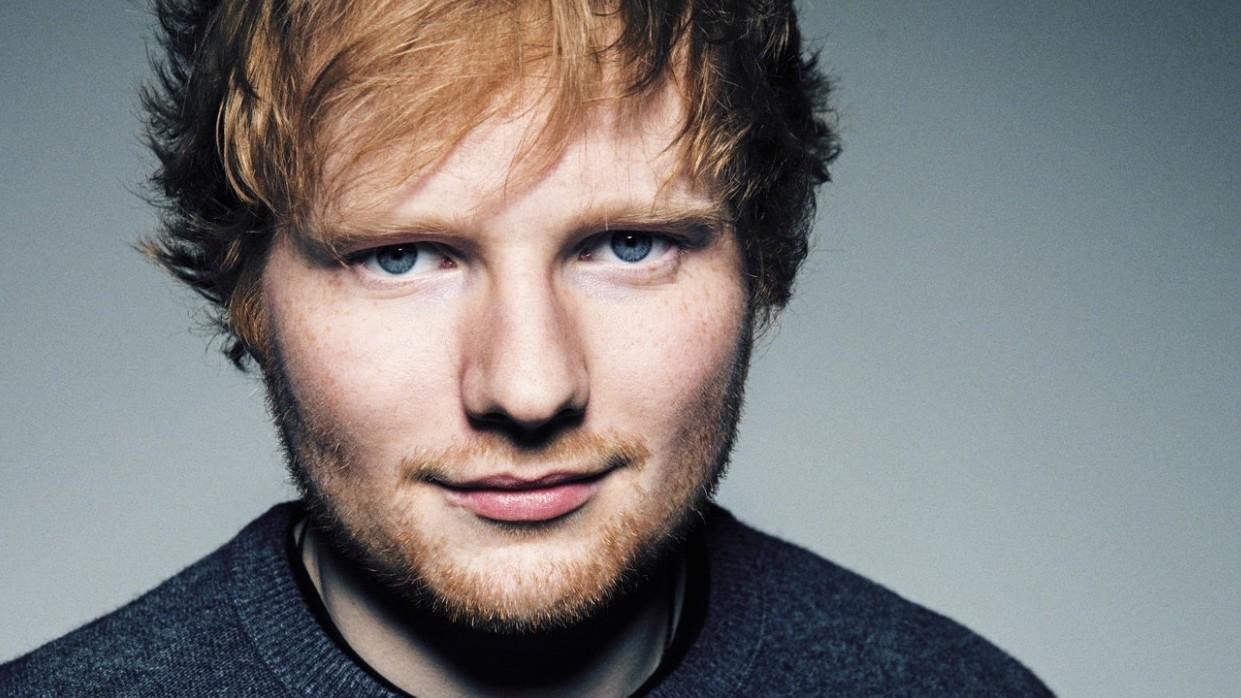 Resultado de imagen de Ed Sheeran