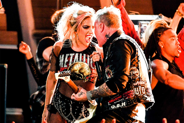 Metallica niega nuevo álbum con Lady Gaga en 2019