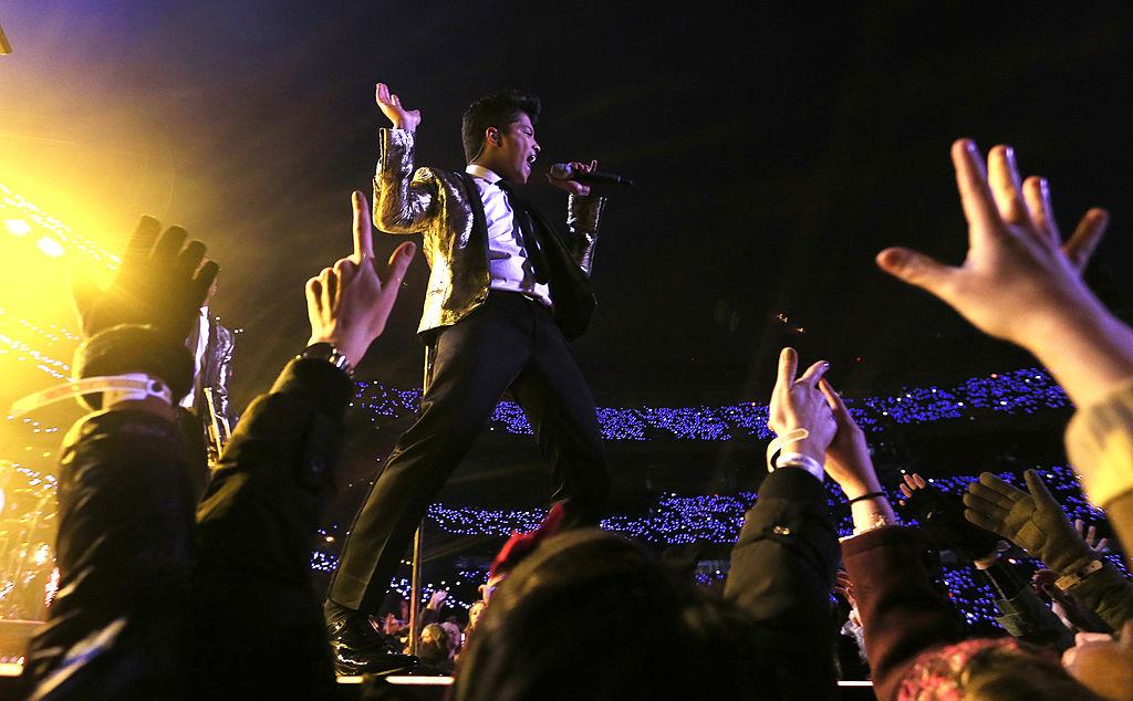 ¡A juntar platita! Productora confirma que Bruno Mars viene a Chile