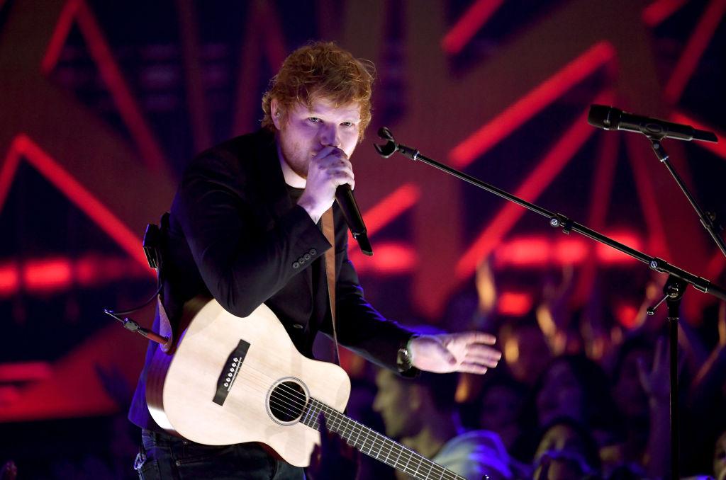 Se revela el papel de Ed Sheeran en Game of Thrones