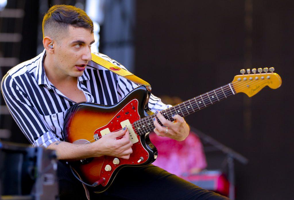 Revive el concierto de Álex Anwandter en #LollaRP