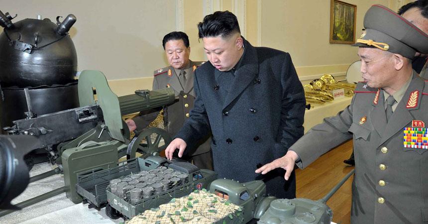 ONU: Hay que hacer todo lo posible para frenar a Norcorea