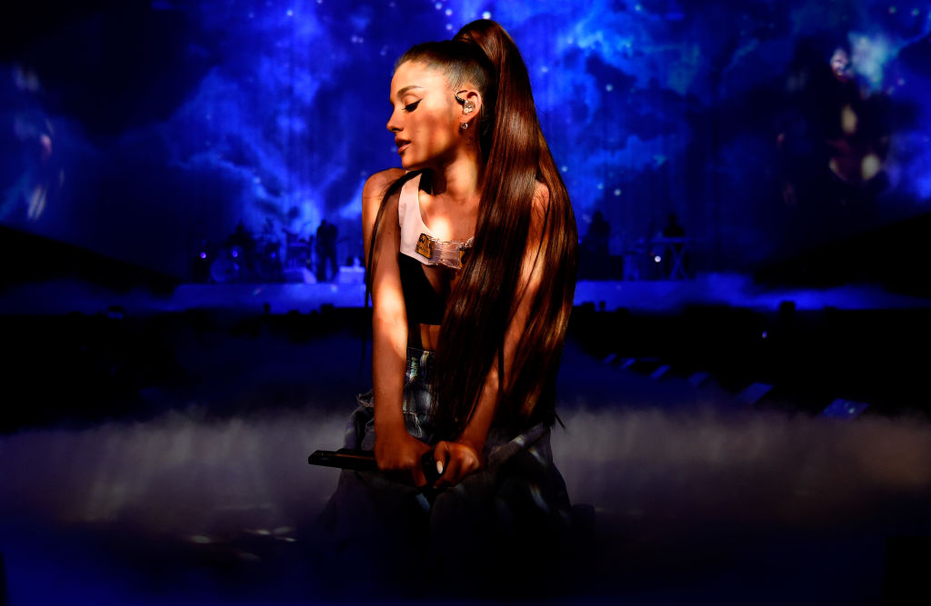 El momento de la explosión en el concierto de Ariana Grande