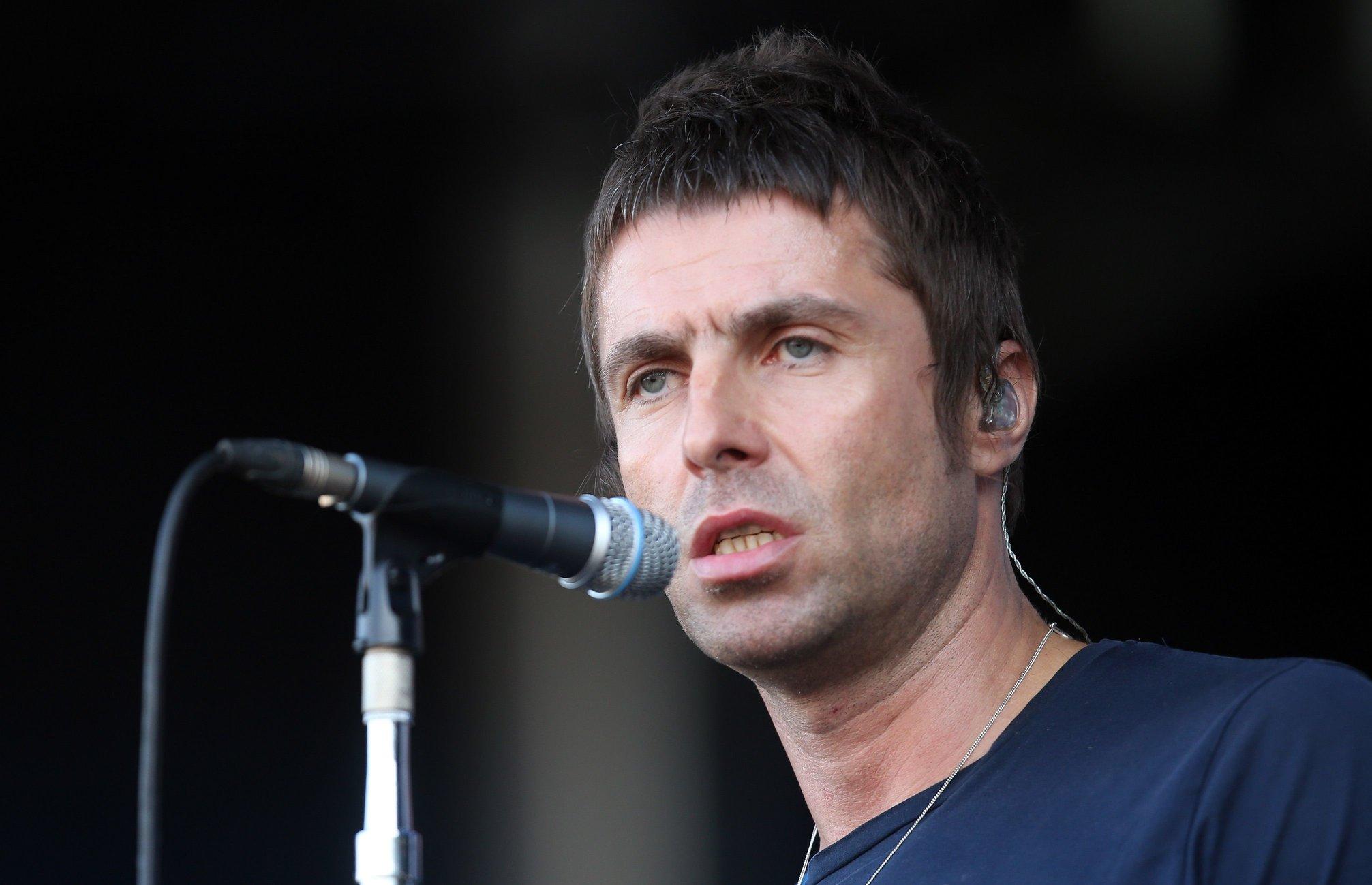 Liam Gallagher brindará un concierto benéfico para las víctimas de Manchester