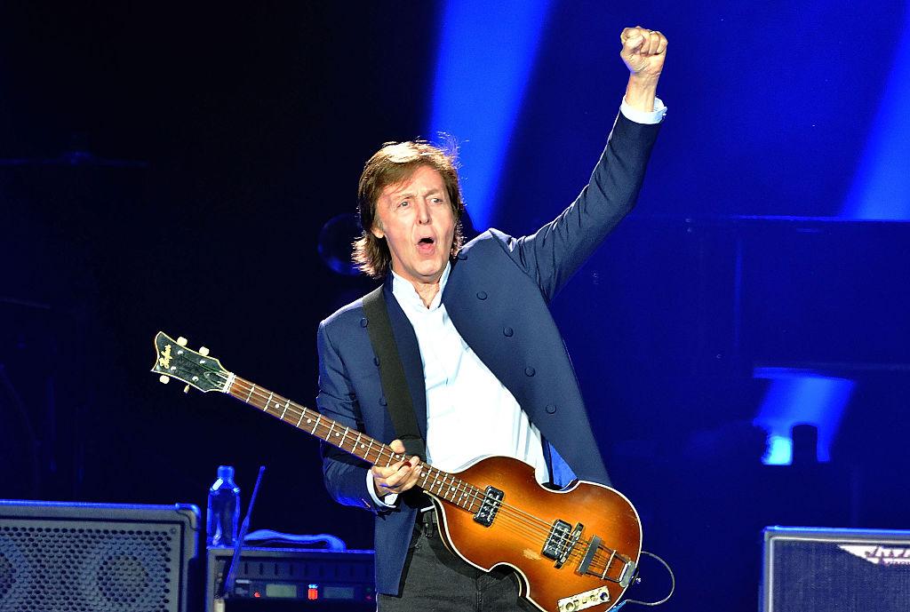 Sir Paul McCartney encabeza la lista de los 20 músicos con ...
