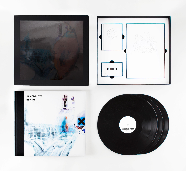 Radiohead celebra los 20 años de