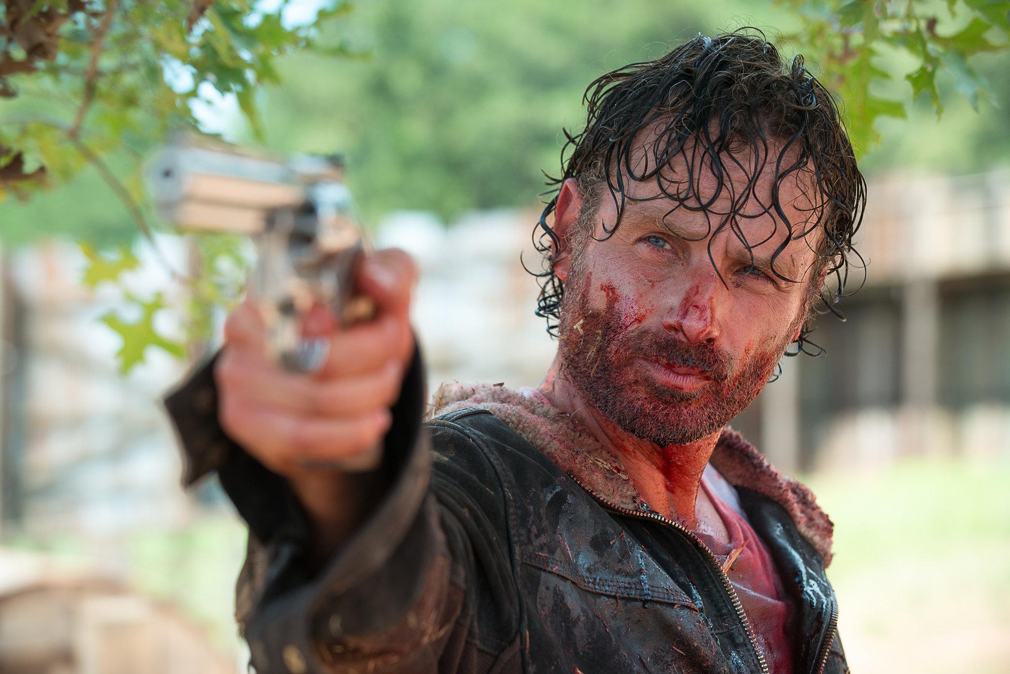 The Walking Dead: octava temporada ya tiene fecha de estreno