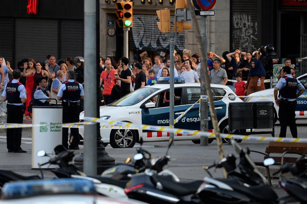 Resultado de imagem para atentado barcelona 2017 isis