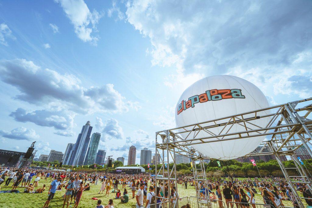Revisa las imágenes que dejó la tercera jornada de Lollapalooza Chicago