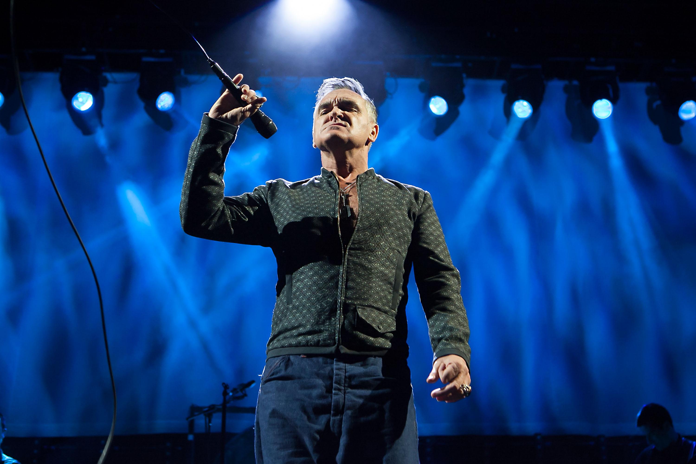 Morrissey anuncia nuevo disco de estudio,