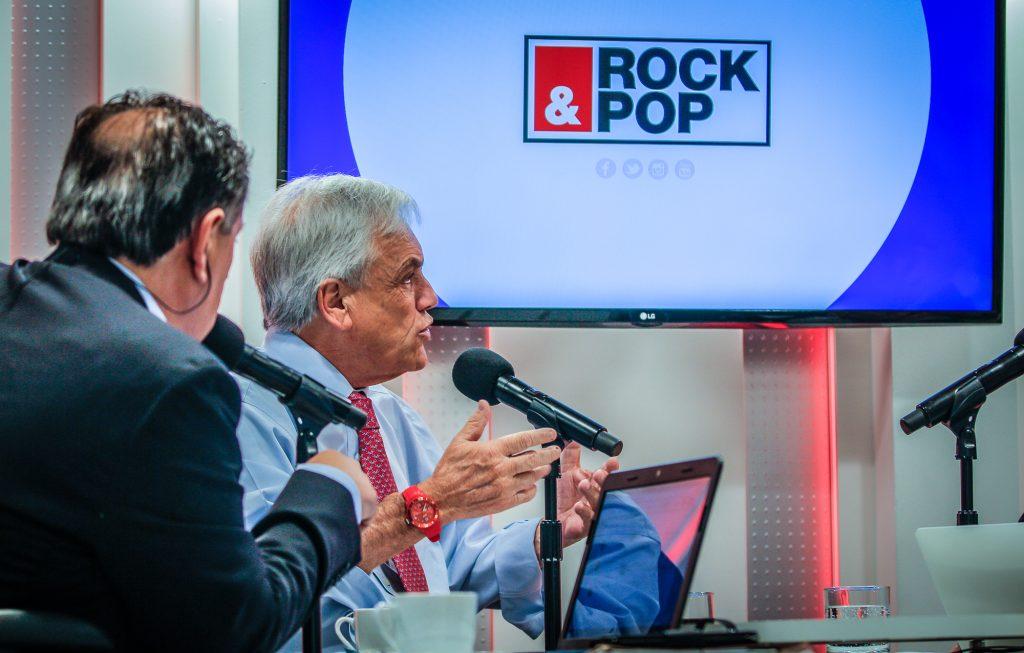 Revisa las mejores imágenes que dejó #SiYoFueraPresidente junto a Sebastián Piñera