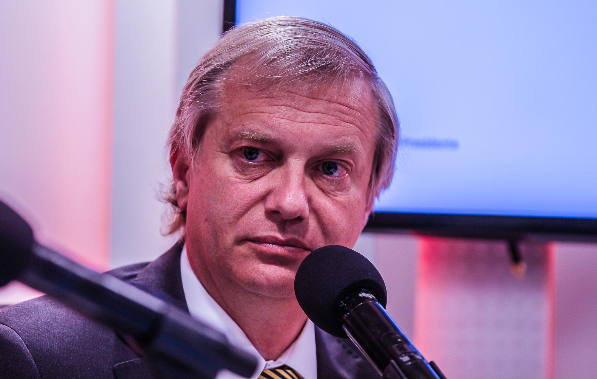 Candidato presidencial José Antonio Kast al comando de Piñera: