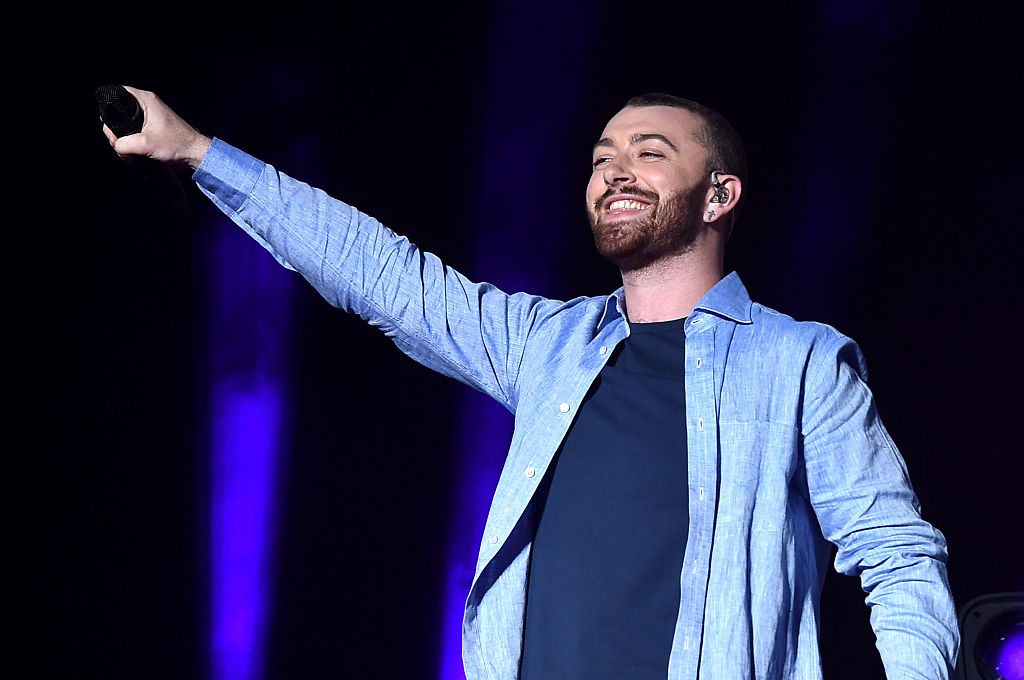 Sam Smith confirma su relación con actor de
