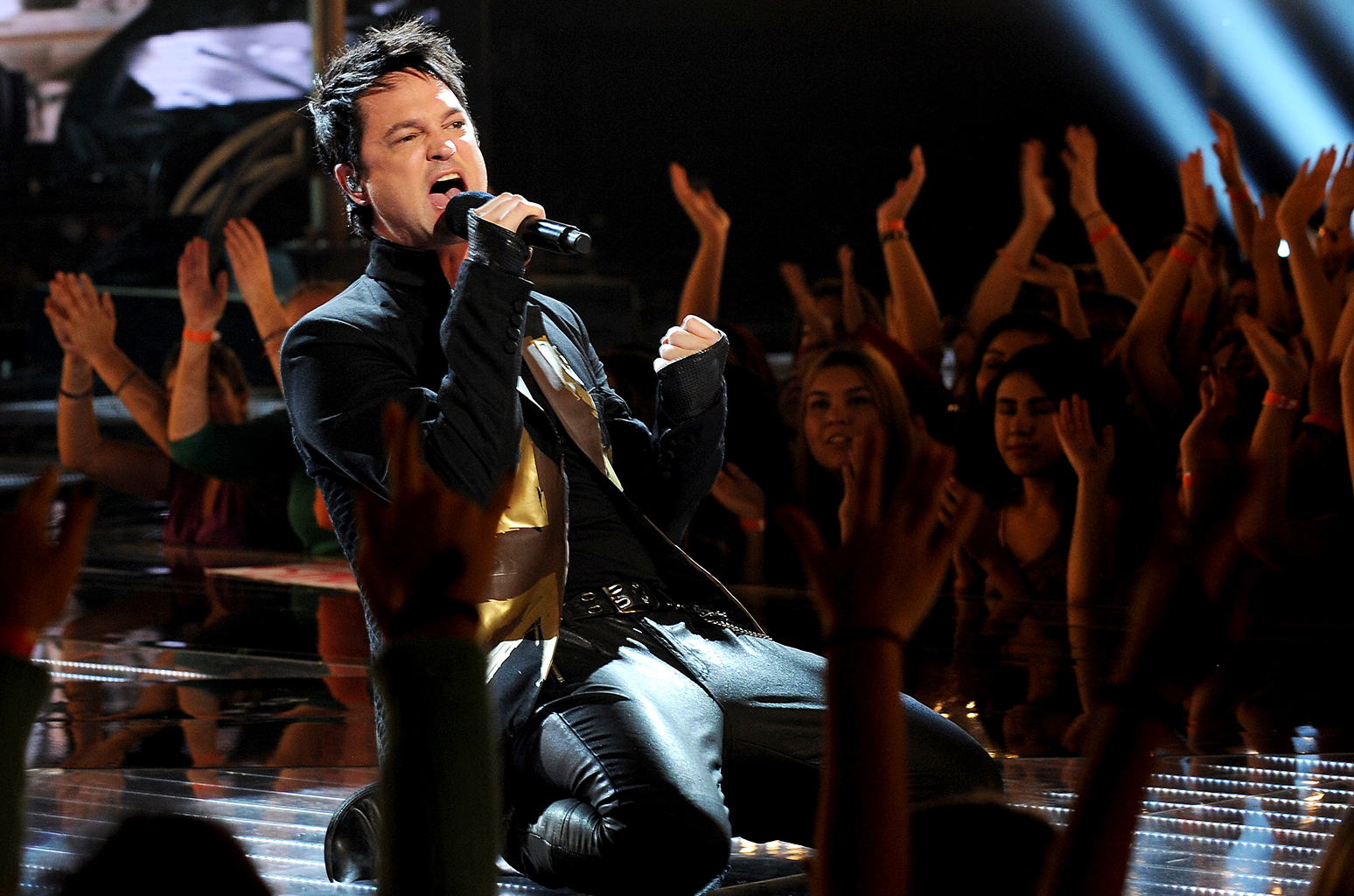 Stone Temple Pilots presentó a Jeff Gutt, su nuevo vocalista
