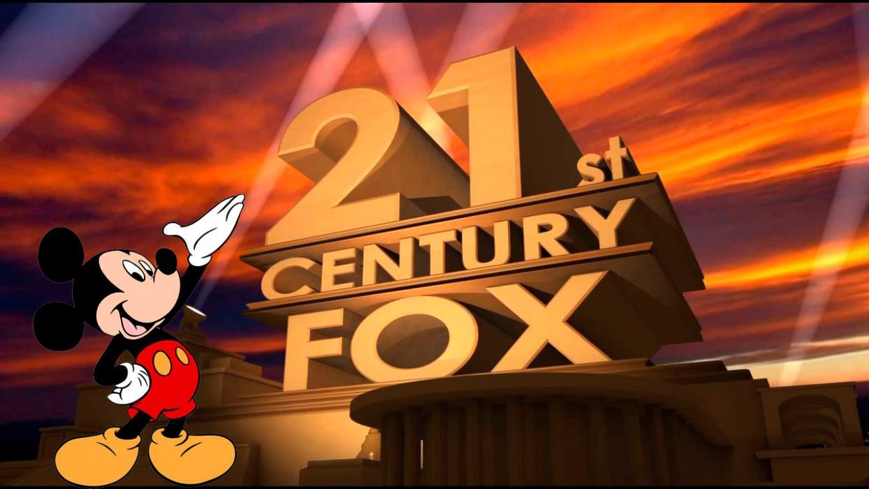 Disney avanza en negociación por activos de Fox en cine y TV