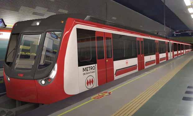 Metro de Santiago explica fallas en Línea 6 durante esta mañana