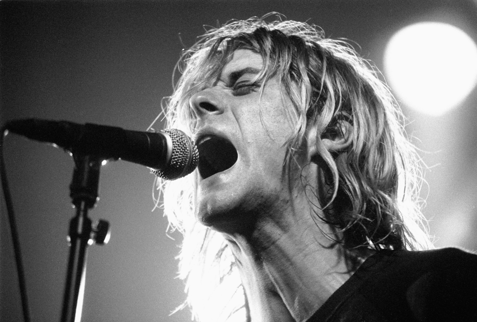 Amigo de Kurt Cobain compartió cuatro canciones inéditas de Nirvana
