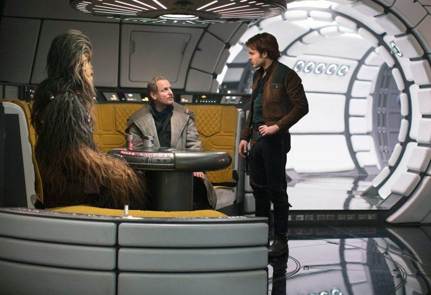 Viajarán al universo de Star Wars