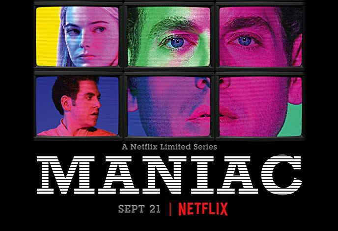 Maniac (2018) Temporada 1 Espa&ntildeol y Vose Disponible
