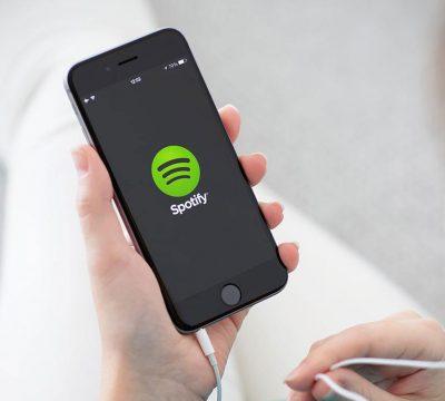 Spotify reproducciones
