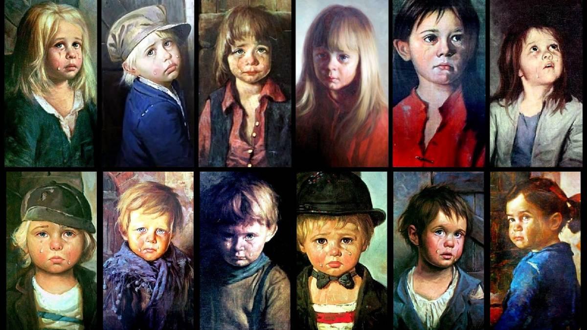 Niños Que Lloran Bruno Amadio Giovanni Bragolin