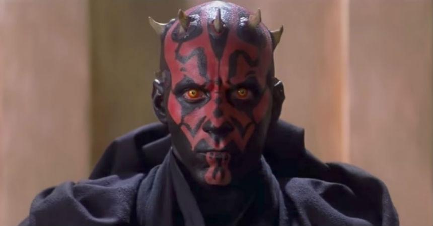 As luce hoy el actor que interpret a darth maul en star wars la amenaza fantasma rock pop - Personnage star wars 6 ...