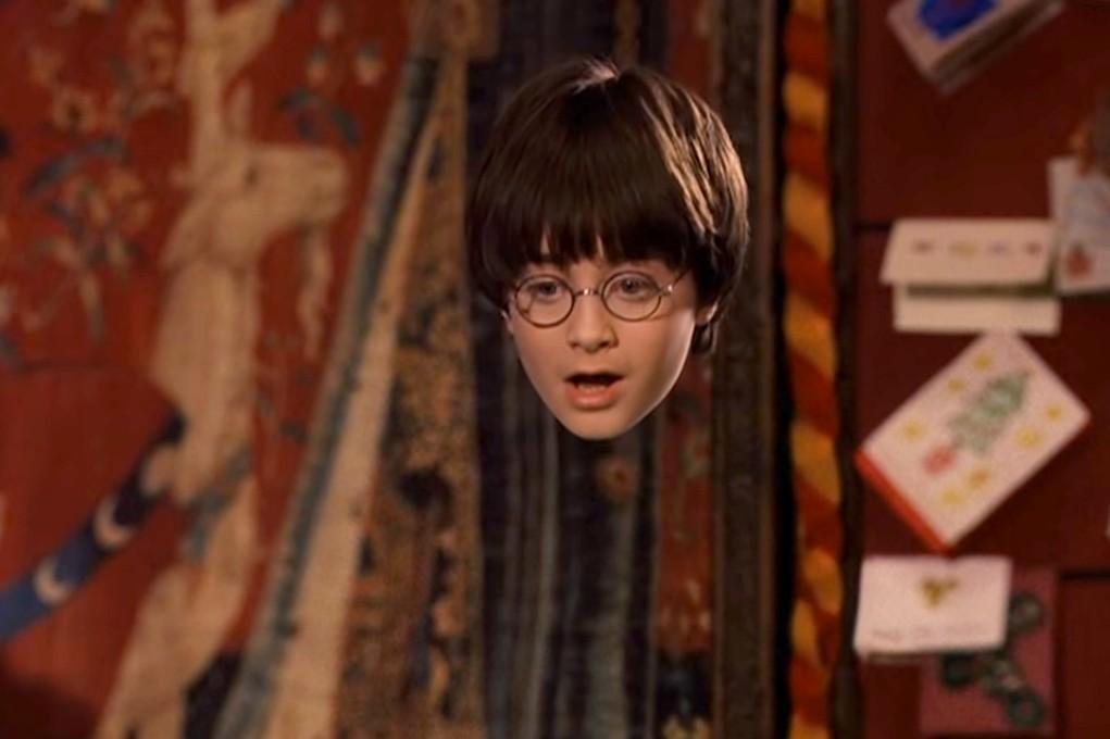 La capa invisible de Harry Potter ya es real y así es como funciona ... f31446a70e03