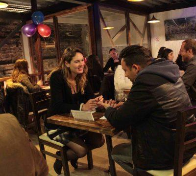 Nopeus dating Santiago Chile