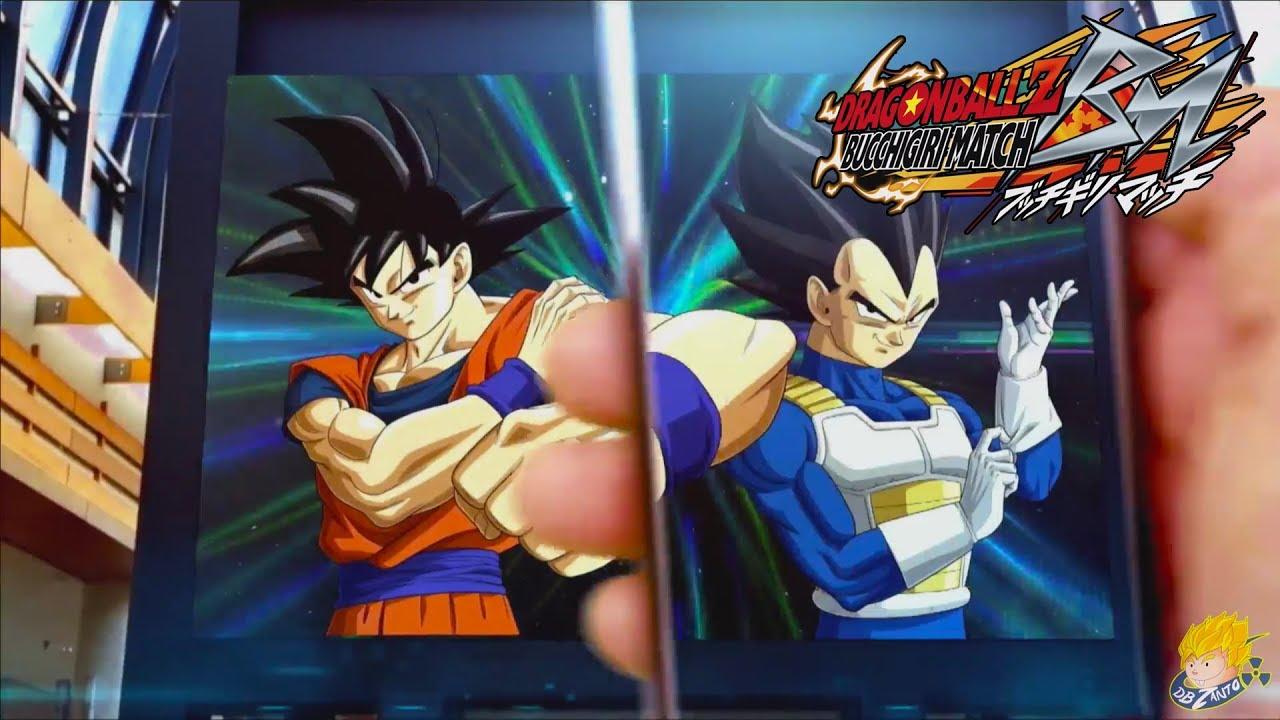 Resultado de imagen para Dragon Ball Z Bucchigiri