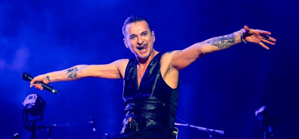 Galería: Sólido show de Depeche Mode en el Estadio Nacional