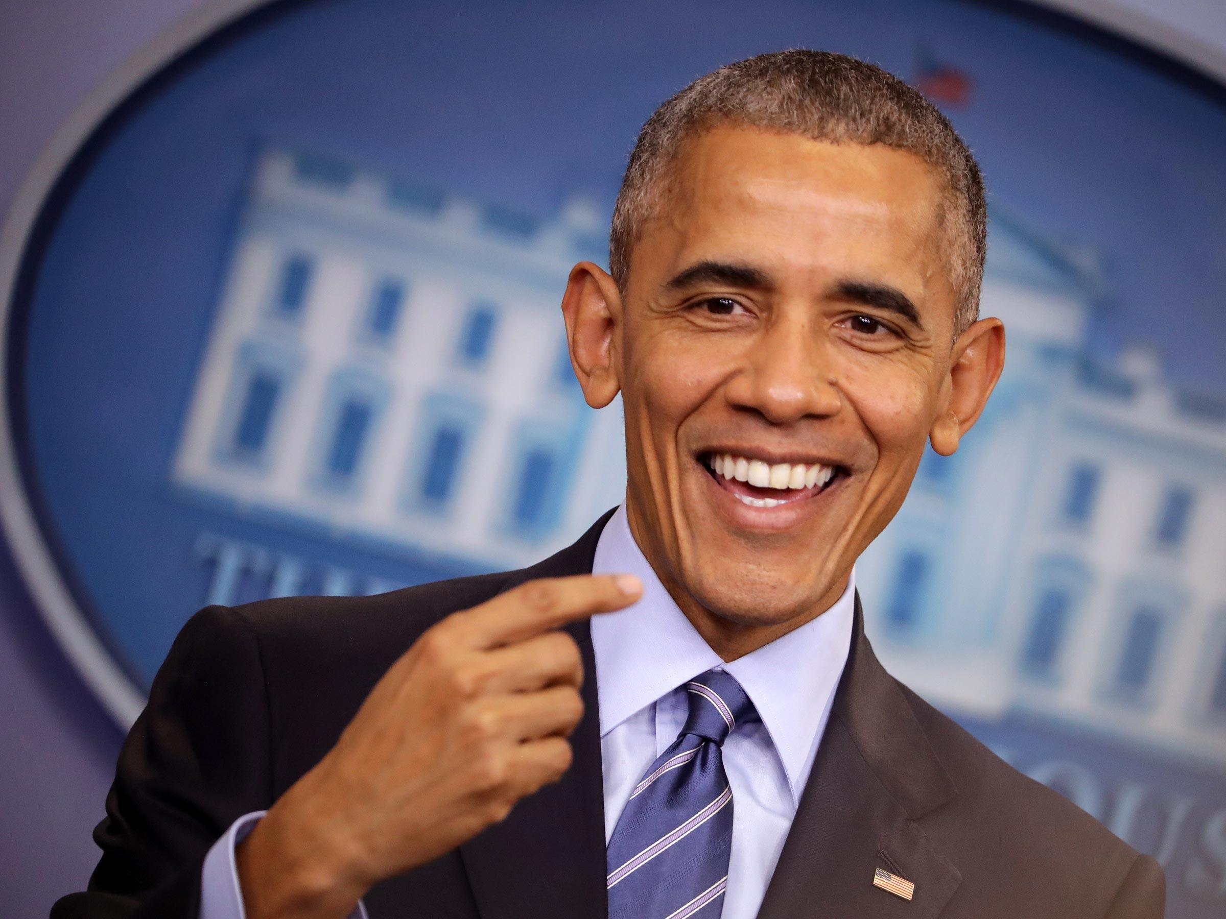 Los Obama negocian con Netflix protagonizar una serie