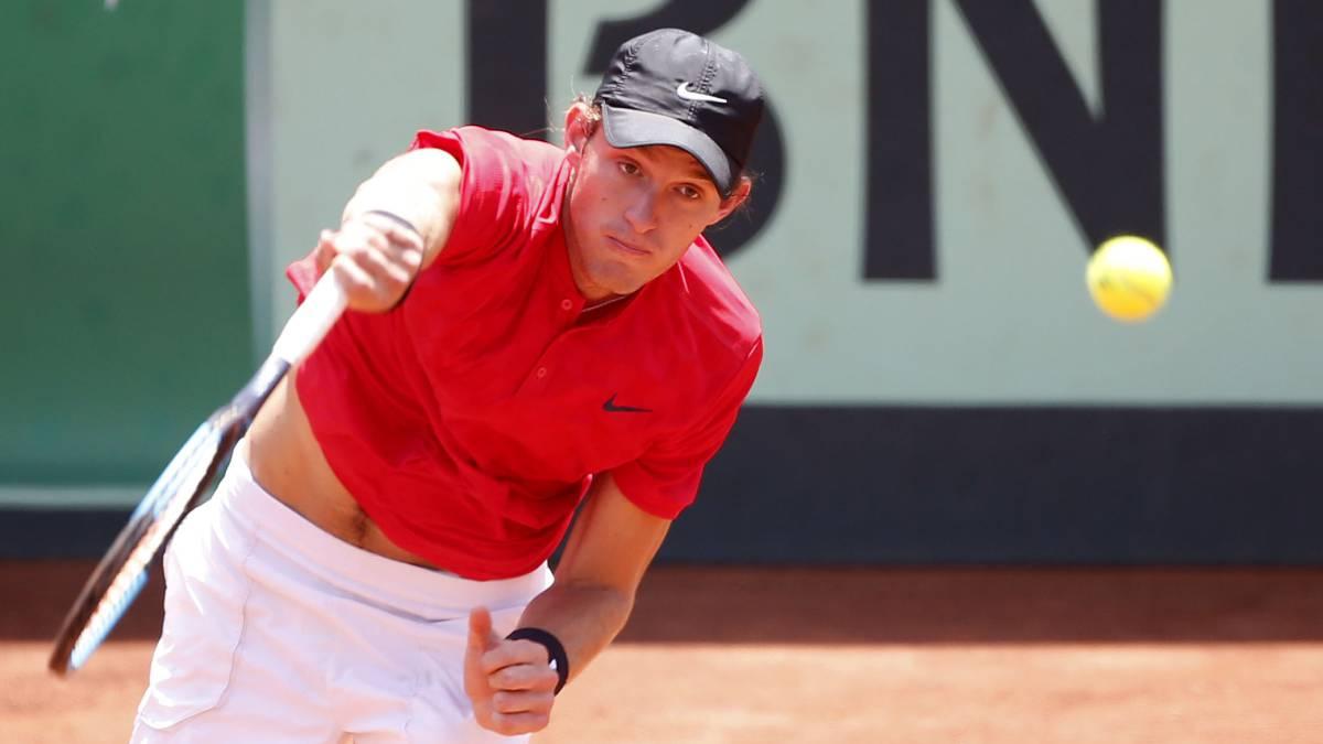 Jarry estará en el cuadro principal de Roland Garros