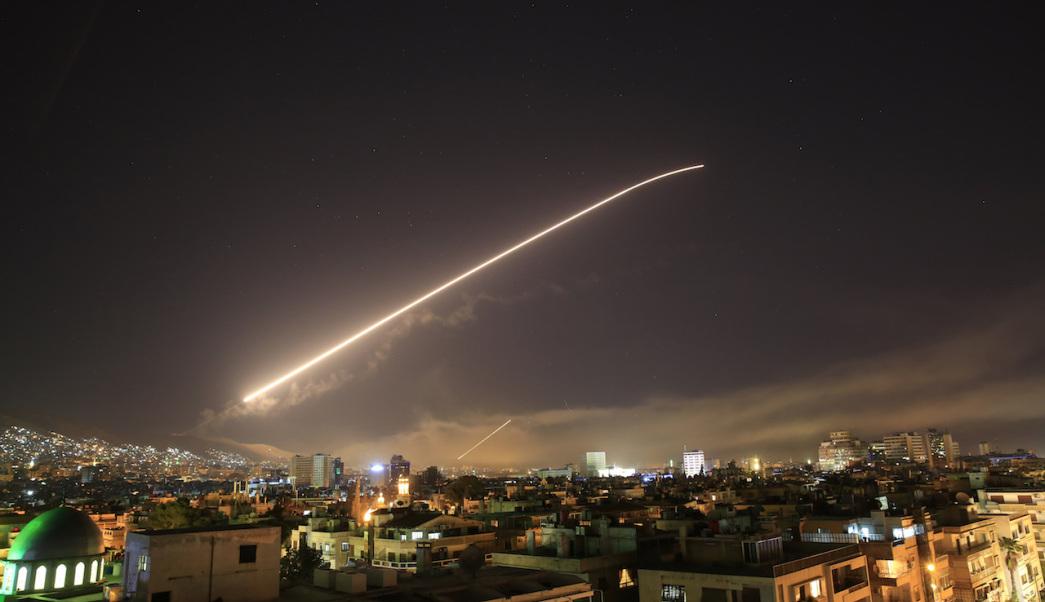 Siria los alcances del bombardeo - Fotos de damasco ...