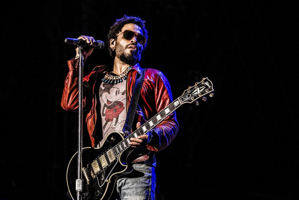 Lenny Kravitz incluirá a México en su gira musical