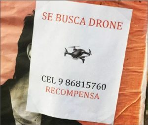 Drone perdido