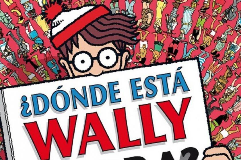 ¿Dónde está Wally?... búscalo en Google Maps