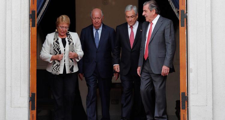 Bachelet celebró leyes que promovieron derechos de las mujeres en su Gobierno