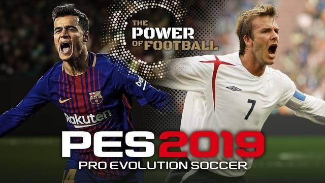 Konami confirmó fecha de lanzamiento del PES 2019
