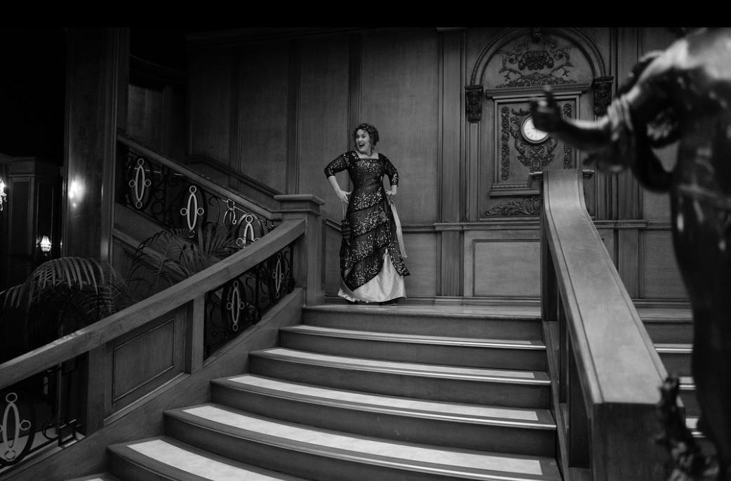Adele celebra sus 30 disfrazándose de disfrazándose de Kate Winslet en 'Titanic'