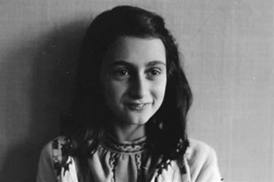 Descubren chistes pícaros en diario de Ana Frank