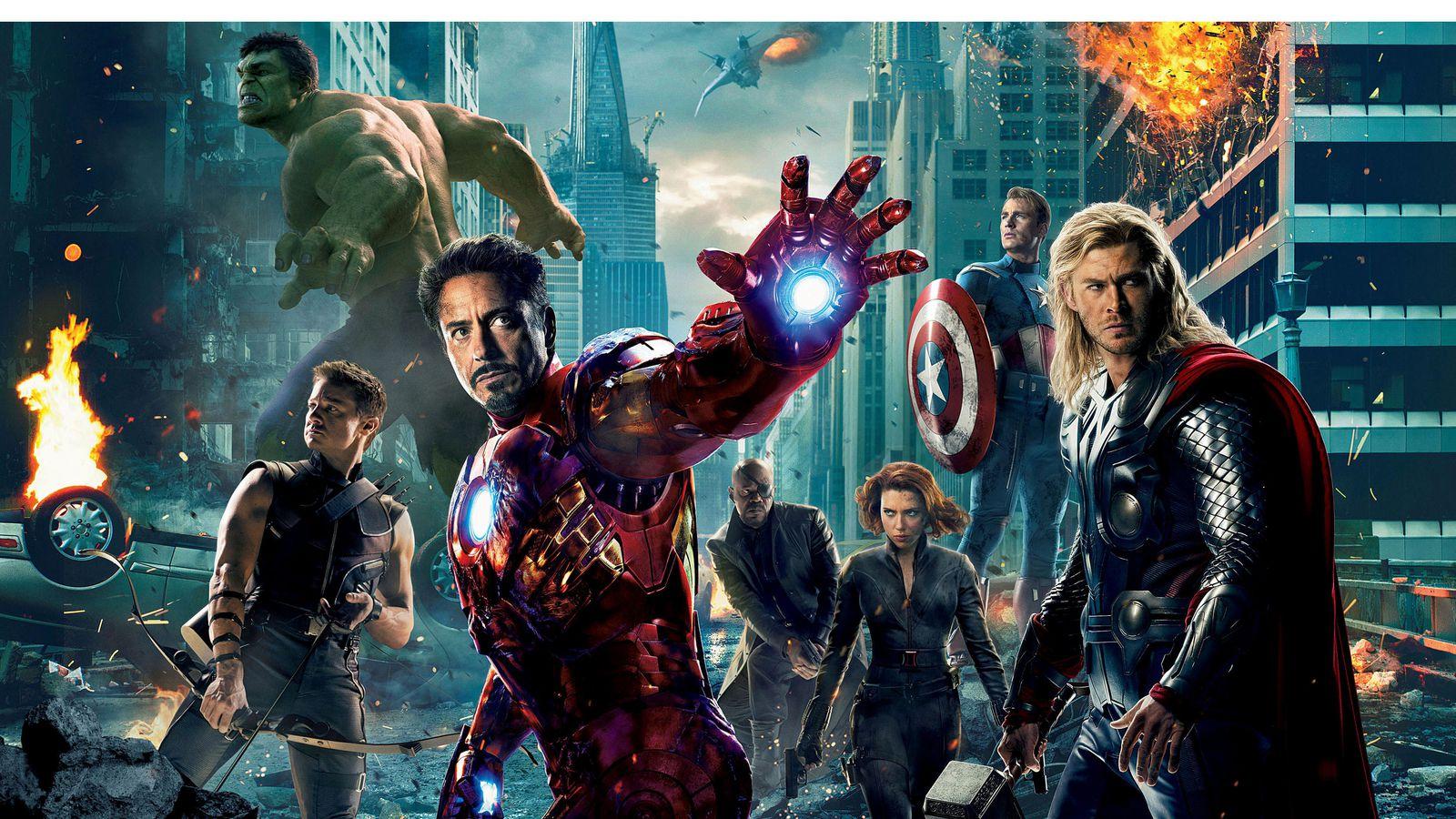 Avengers: Infinity War: los Vengadores originales se hacen tatuajes para celebrar