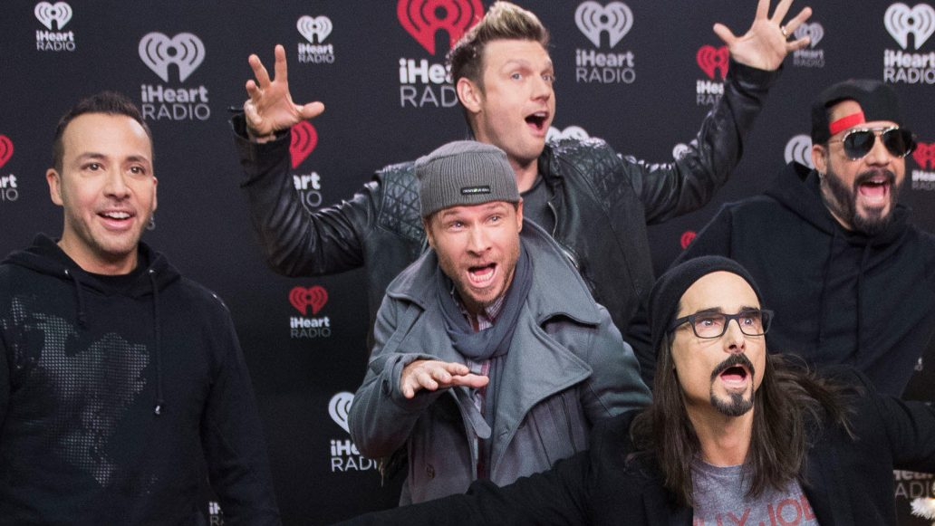Los Backstreet Boys celebran 25 años de carrera musical