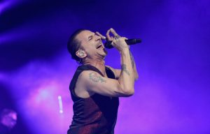 Depeche Mode In Concert With Warpaint In Las Vegas