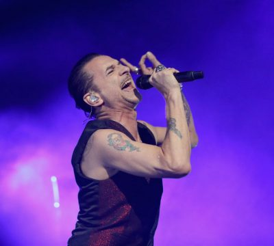 Depeche Mode In Concert With Warpaint In Las Vegas