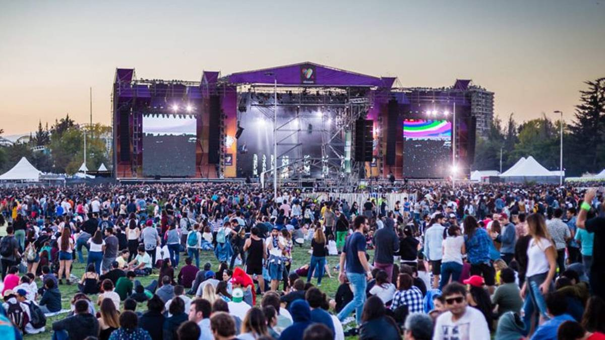 Lollapalooza Chile confirma fechas y venta de entradas de su novena edición