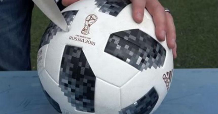 cce77f49f6fad ¿Qué tiene en su interior un balón oficial del Mundial de Rusia 2018